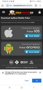download idn poker APK terbaru